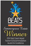 BEATS Award for Excellence Winner