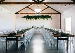 Barn-reception